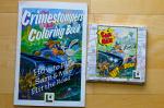 CD und Handbuch von Sam & Max