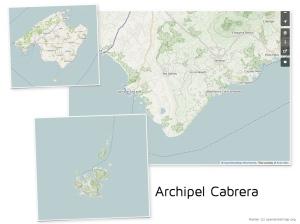 Cabrera / Mallorca - openstreetmap.org
