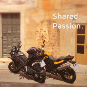 Shared Passion.