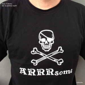 Arrrsome Tshirt rp14