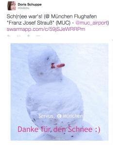 doschu schnee tweet