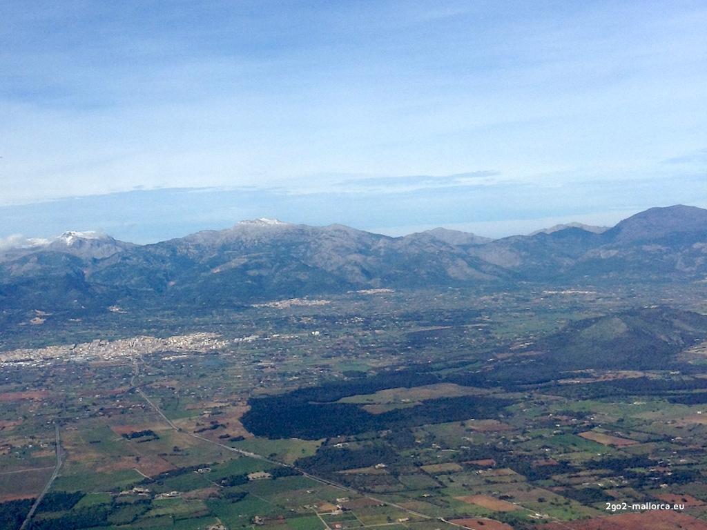 Schnee Mallorca Tramuntana