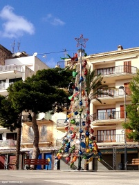 Christbaum Portocristo