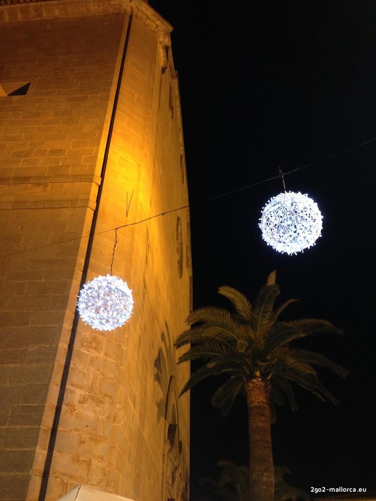Unser erstes Weihnachten auf Mallorca