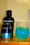 Der heutige Gin Tonic - Bulldog mit Nørdic Blue Tonic