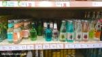 Alle meine Tonics im Supermarkt