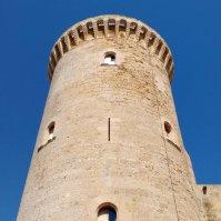 Castell de Bellver Turm