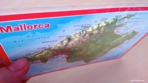 Mallorca Postkarte 3D