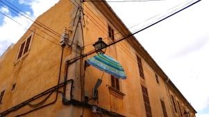 Sonnenschirm Arbeiten Movistar