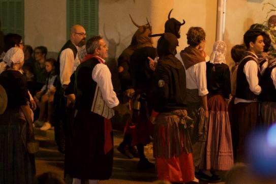 Dimoni Festzug Santa Margalida