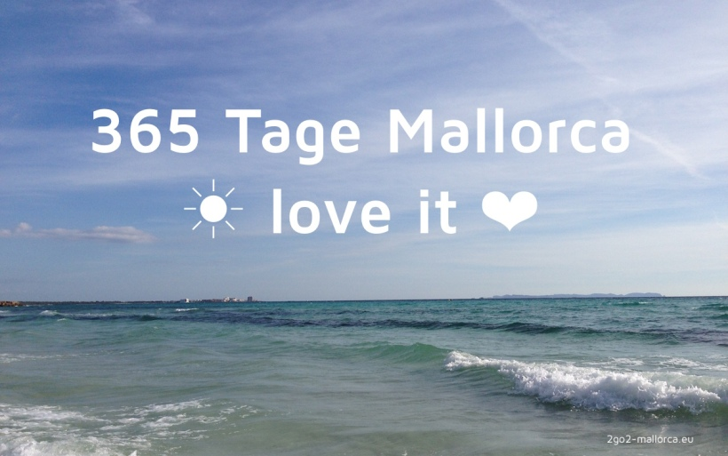 Mallorca - I love it