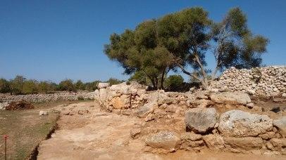 Can Jordi Ausgrabungsstätte Talayotikum