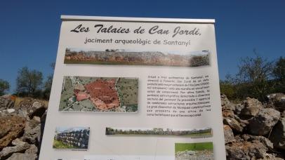 Poster Les Talaies de Can Jordi