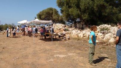 Ausgrabung Can Jordi