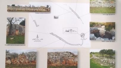 Can Jordi Talaiot Siedlung