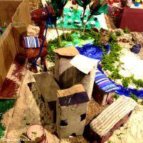 Kamel mit Dorf • Betlem Santanyí