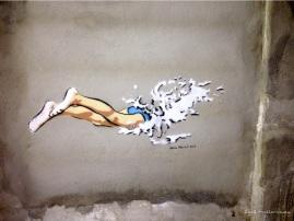 Streetart in Es Jonquet