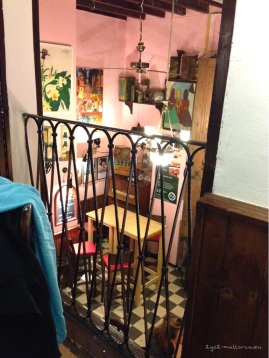Ausblick Amano Bar