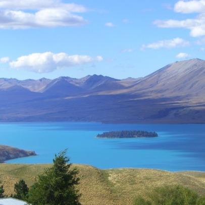 Neuseeland: Lake Tekapo
