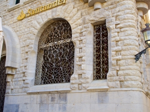 Des Kunstschmieds Meisterstück - ein Fenstergitter in Sóller