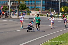 10 Kilometer mit Kinderwagen