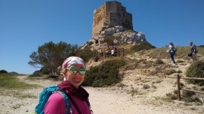 Die Burg und die Brille - mit Fotografin
