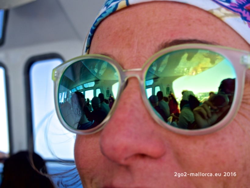 Wofür so eine Sonnenbrille alles gut ist
