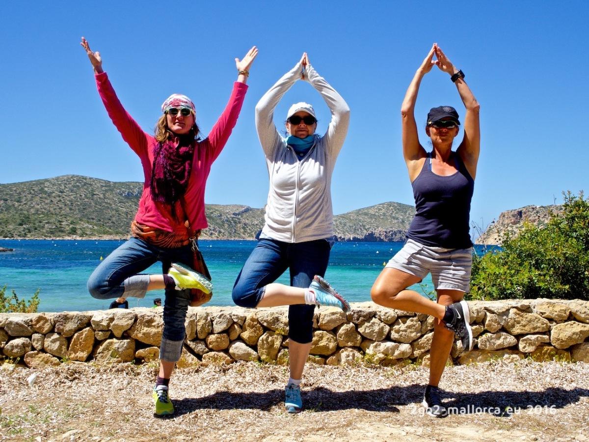 3mal der Baum - Yoga natürlich