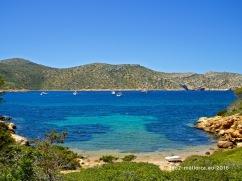 Entspannung Pur - Sonne, Meer, Segelboote und Ruhe