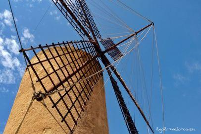 Windmühle Montuïri