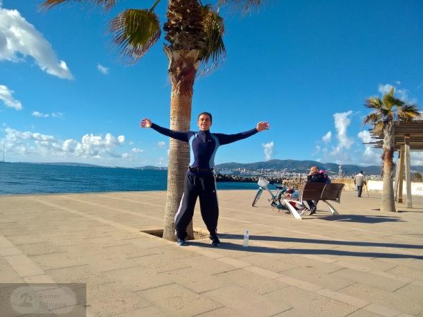 Sonne, Palme, Meer - Palma ist ein grossartiges Laufrevier