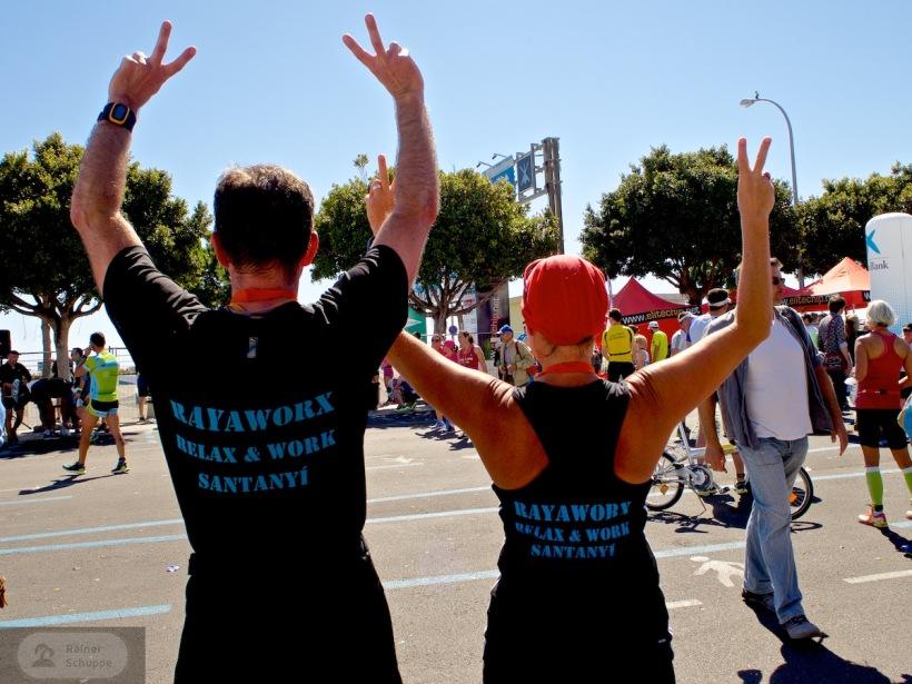 2 Stunden sind das Ziel beim Halbmarathon in Palma