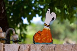 Hund (Snoopy oder Wim?) von Rainer
