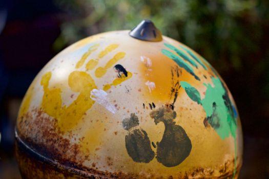 Boje zur Liebesbombe - Intuitives Malen, Mallorca