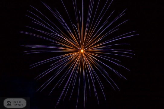 Der Urknall als Feuerwerk