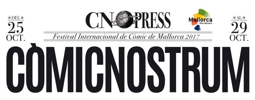 comicnostrum 2017 festival internacional de còmic de Mallorca