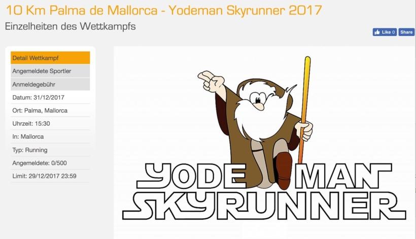 Yodeman Skyrunner