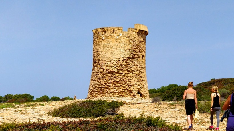 Mallorca Torre s'Estalella