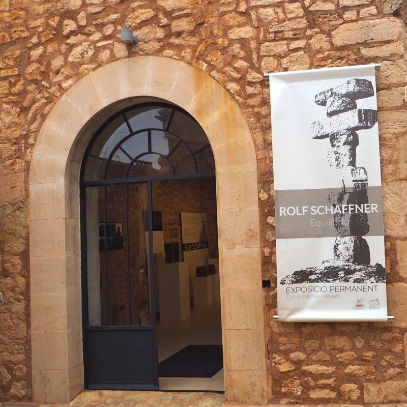 Rolf Schaffner Museum Santanyí