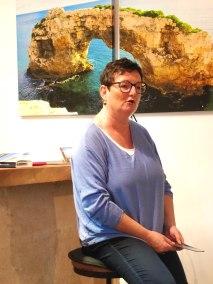 Lesung mit Susan Carner im Rayaworx