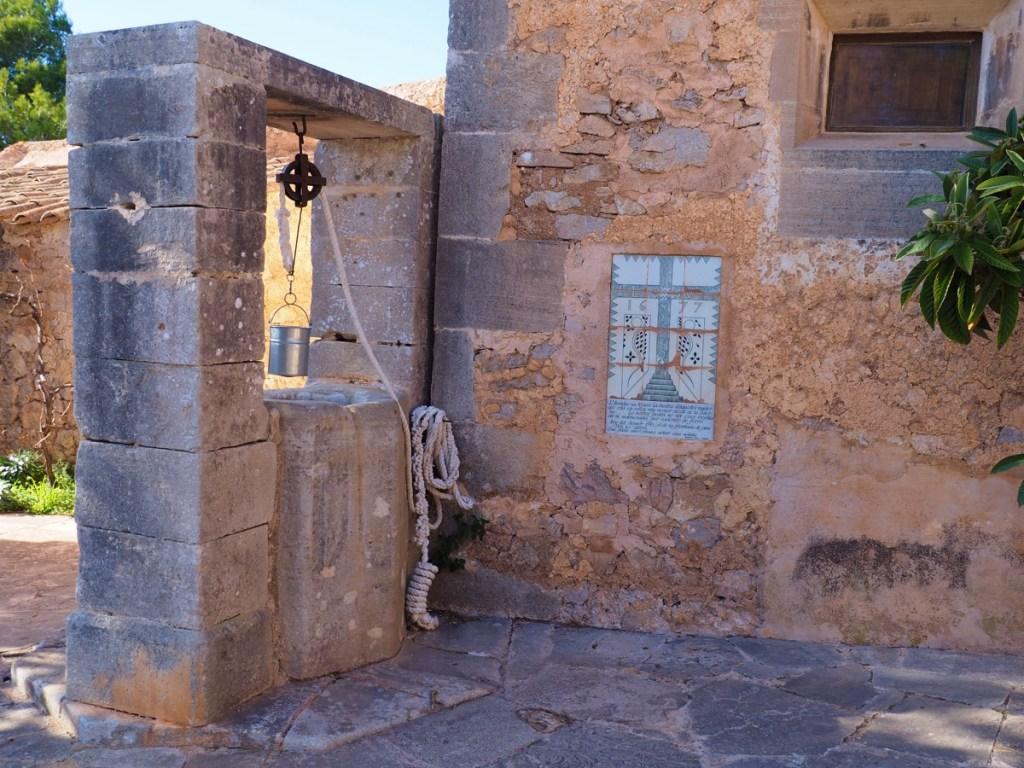 Cisterna Santuari de la Consolación